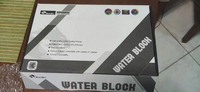 Water Block Para Placa de Video Gpu Zotac 1080/1070 Amp!