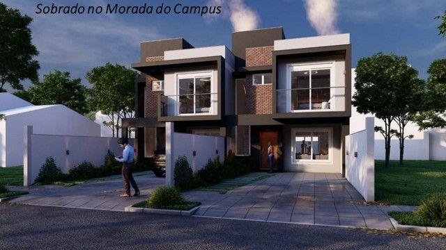51034- Sobrado 3 dormitórios com suíte no Igara, em Canoas, Morada do Campus - Foto 2