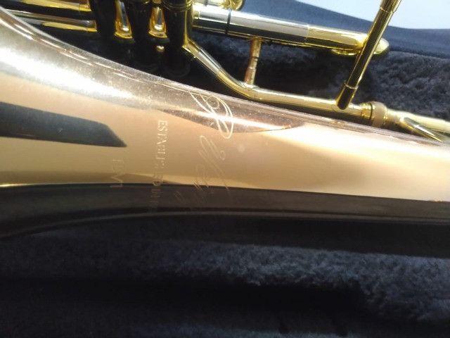Trombone de Pisto P. Weingrill Edição Especial 100 Anos - Raridade - Foto 5