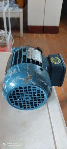 Motor elétrico 3/4cv - Foto 2