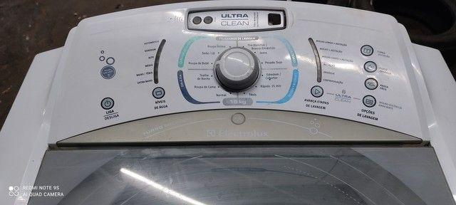 Máquina de lavar Eletrolux 15 kilos top entrego - Foto 3