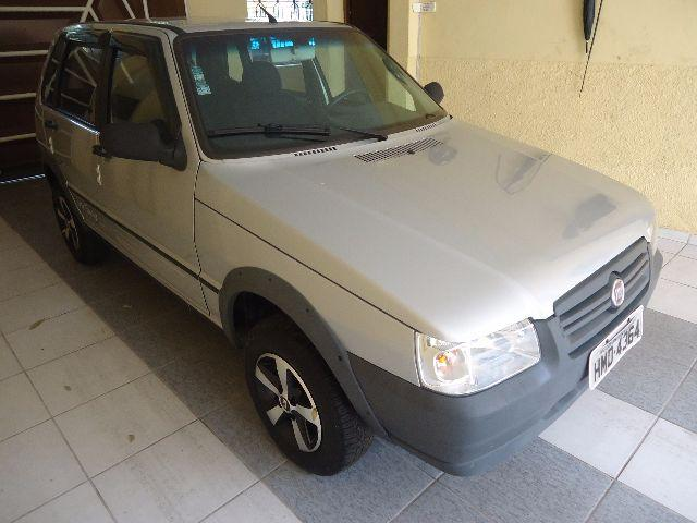 Fiat Uno way 04pts completo