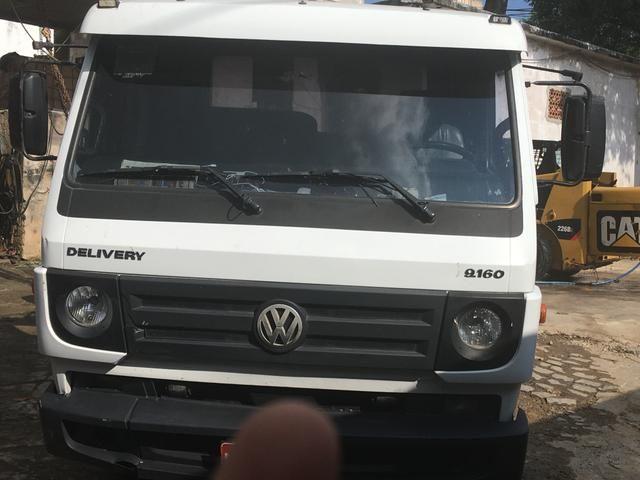 Urgente - Volks 9-160 com prancha