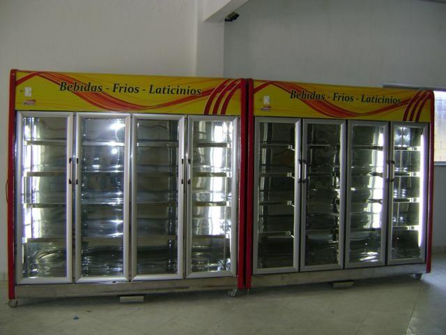 Fabricamos geladeira para lacticínios