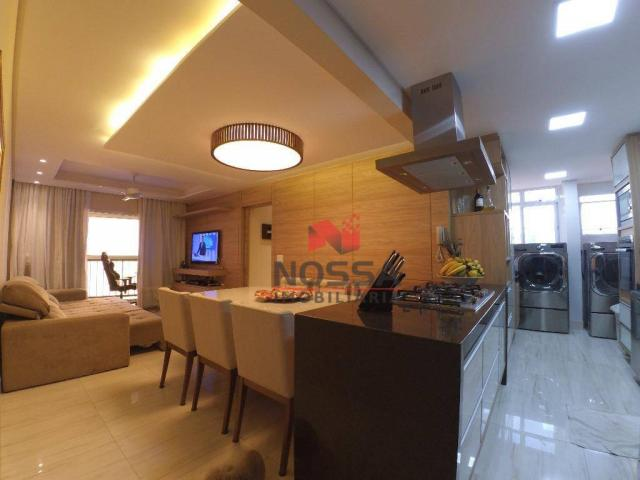 Apartamento 3 quartos com suíte em Jardim Camburi.