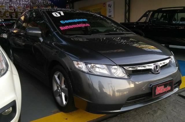 2007 Honda Civic LXs Aut. 80 KM