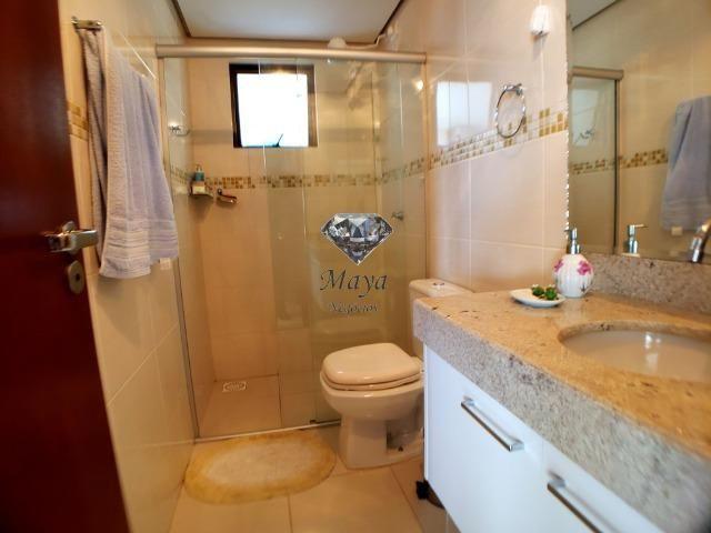 Real Park - Apartamento 3 Quartos, 90 m² c/ armários na 106 Norte - Nascente - Foto 11