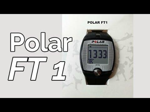 29df6dd05c9 Monitor Cardíaco Polar FT1 com Cinta de Transmissão - Ciclismo - Asa ...