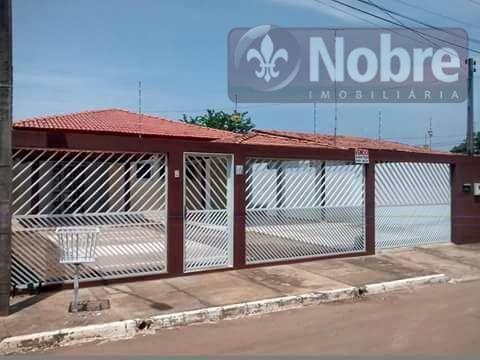 Casa à venda, 174 m² por r$ 275.000,00 - plano diretor sul - palmas/to