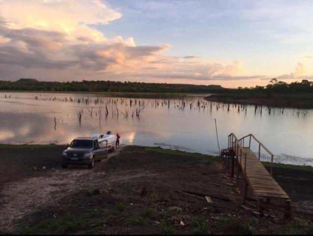 Chácara lago do manso com 3 dormitórios à venda, 150000 m² por r$ 400.000 - zona rural - c - Foto 12