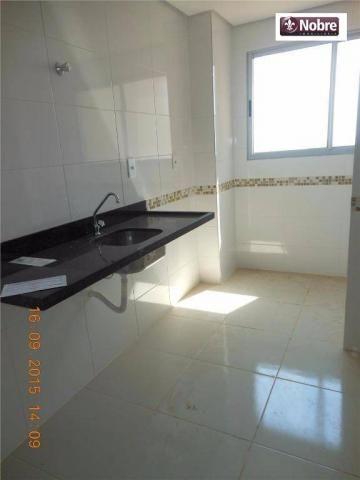 Apartamento com 3 dormitórios à venda, 71 m² por r$ 225.000,00 - plano diretor sul - palma - Foto 6