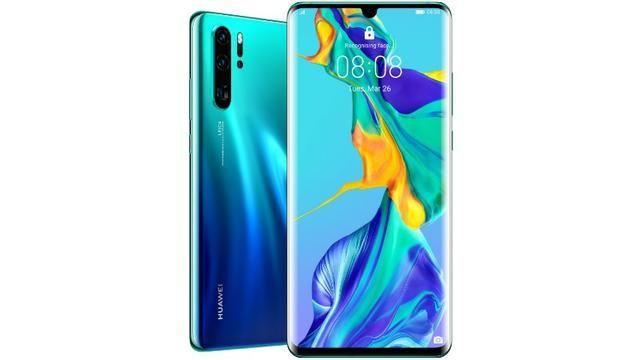 Huawei P30 Pro Dual 256gb 8gb Ram Tela 6.47 40mp Br