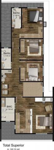 Casa à venda com 4 dormitórios em América, Joinville cod:853 - Foto 6