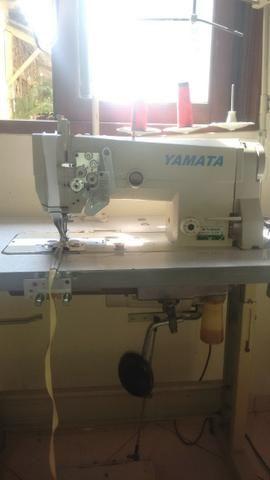 Maquina de costura prespontadeira