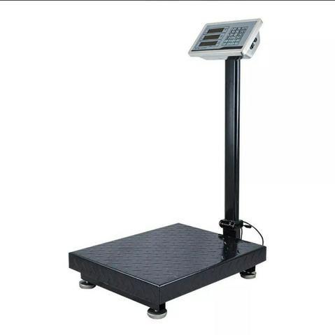 Balança Digital 150 kg de plataforma - Foto 2