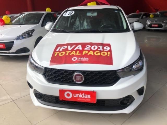 Fiat Argo Drive 2018