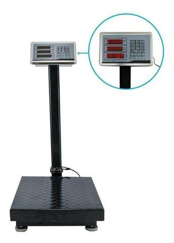 Balança Digital 150 kg de plataforma