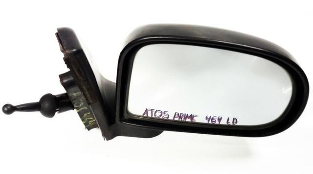 Retrovisor Hyundai Atos Prime 2000 2001 Lado Direito - Foto 2