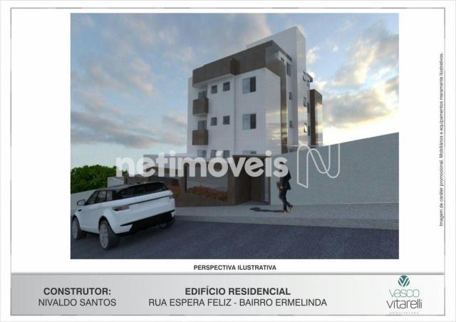 Apartamento à venda com 2 dormitórios em Vila ermelinda, Belo horizonte cod:769616 - Foto 2
