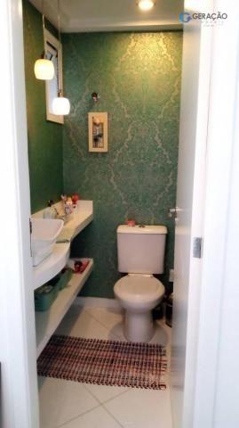 Apartamento com 4 dormitórios à venda, 131 m² por r$ 690.000 - jardim das indústrias - são - Foto 10