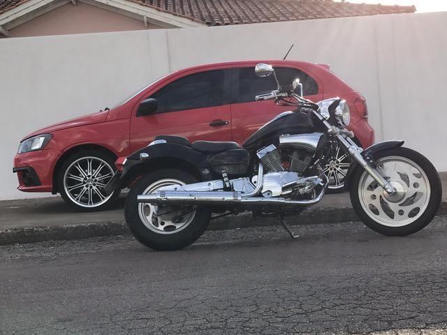 Moto shandow vblade - Foto 5
