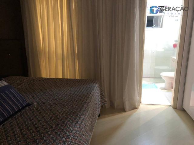 Apartamento com 3 dormitórios à venda, 156 m² por r$ 865.000 - jardim das indústrias - são - Foto 15