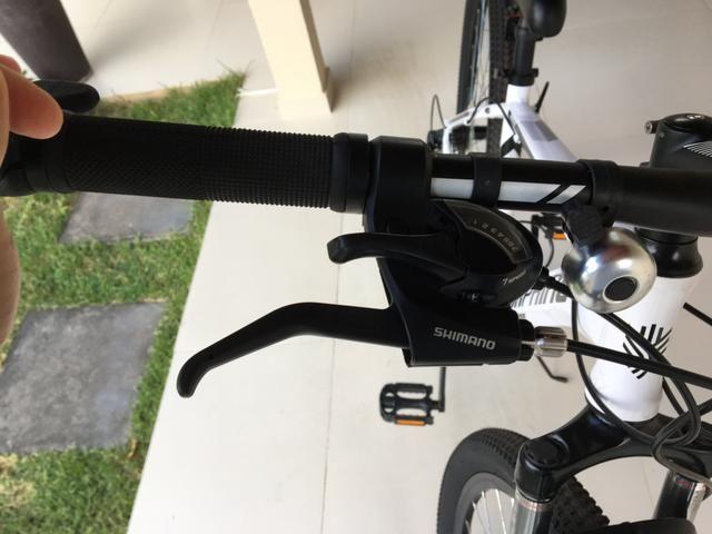 Linda Bike Endorphine com Nota Fiscal!!! - Foto 4