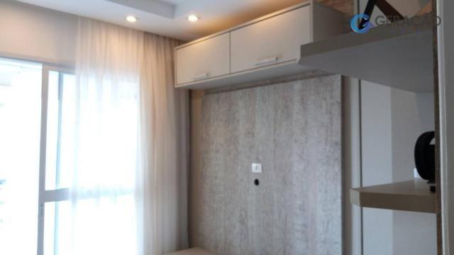 Apartamento com 4 dormitórios à venda, 131 m² por r$ 690.000 - jardim das indústrias - são - Foto 12