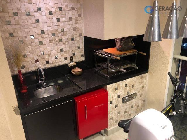 Apartamento com 3 dormitórios à venda, 156 m² por r$ 865.000 - jardim das indústrias - são - Foto 3