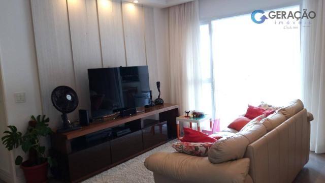 Apartamento com 4 dormitórios à venda, 131 m² por r$ 690.000 - jardim das indústrias - são - Foto 3