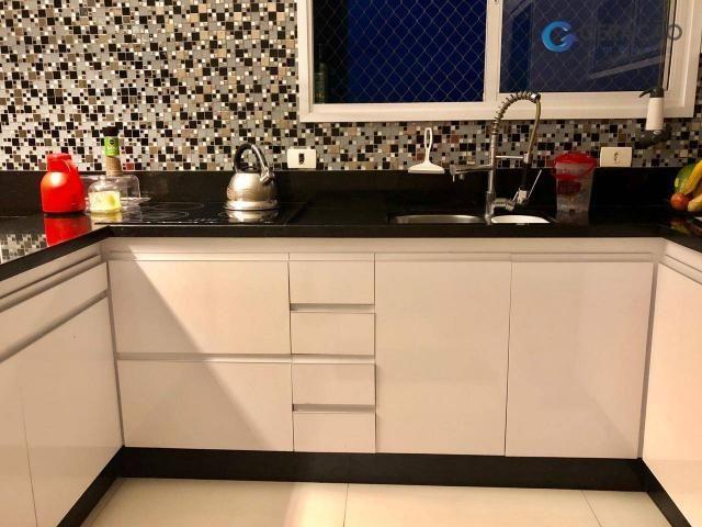 Apartamento com 3 dormitórios à venda, 156 m² por r$ 865.000 - jardim das indústrias - são - Foto 10