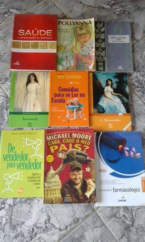 Livros vários tipos - Foto 3