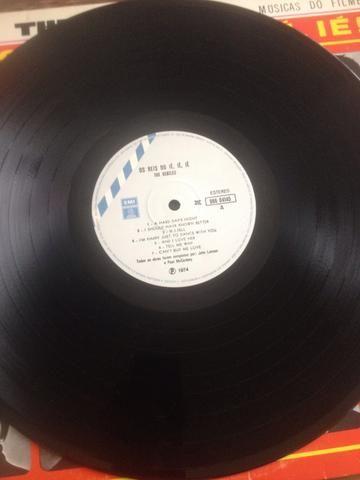 LP The Beatles Os Reis do ié, ié, ié! Disco vinil - Foto 2