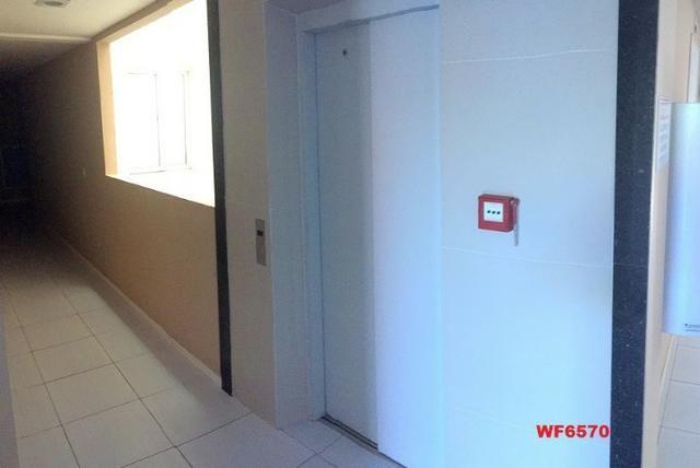 Apartamento para alugar em Fortaleza, bairro cajazeiras, 2 quartos, elevador, lazer - Foto 9