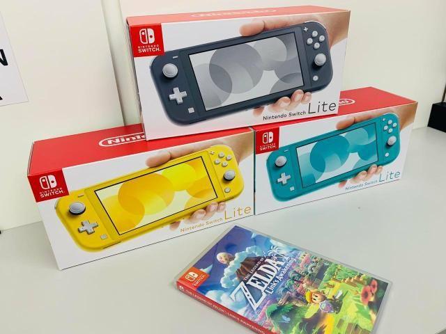 Lançamento novo Nintendo Switch - Foto 2
