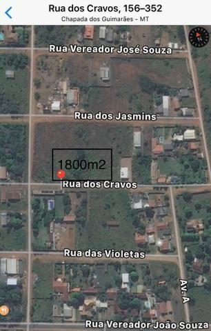 Terrenos em chapada dos Guimarães