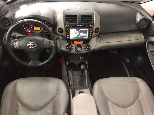 Toyota RAV4 4x4 2.4 16V Gasolina Automática - Foto 6