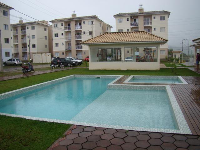 Apartamento à venda, 57 m² por R$ 69.829,22 - Centro - São João Batista/SC - Foto 3