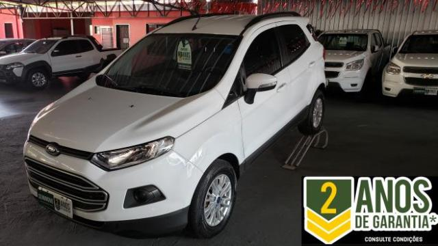 Ford EcoSport Ecosport SE 1.6 16V (Flex) FLEX MANUAL