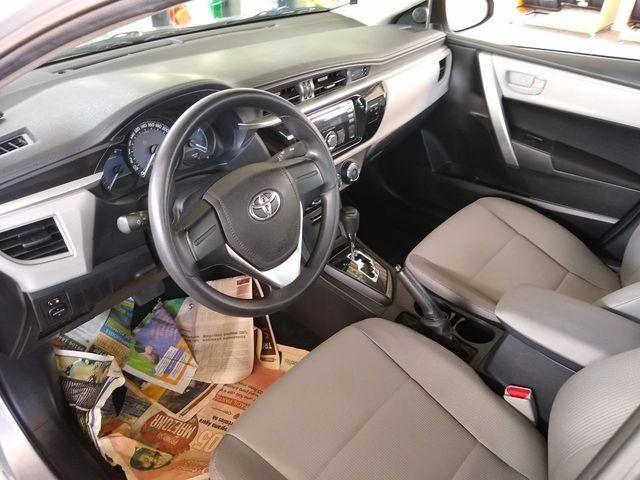 Toyota Corolla Sedan 1.8 Dual VVT-i  XLI (aut) (flex) - Foto 8