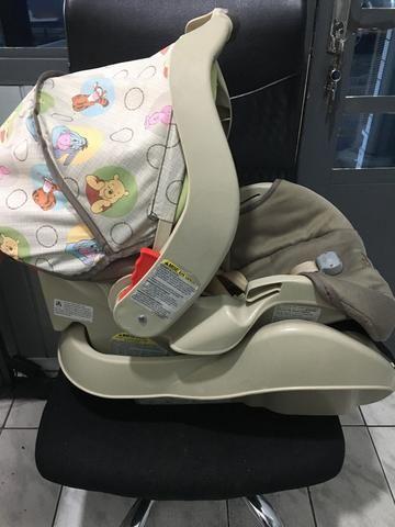 Cadeirinha de bebê GRACO - HIGIENIZADA - Foto 2