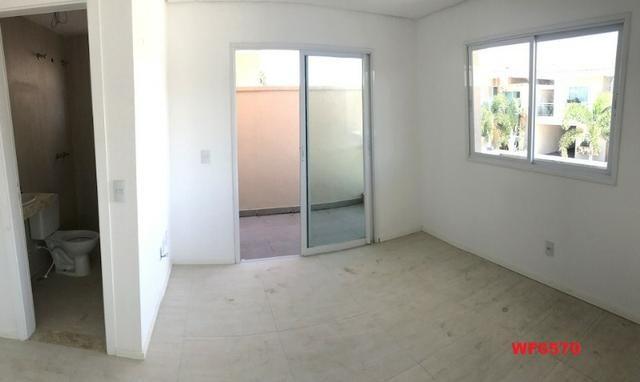 Casa em condomínio para alugar, Condomínio no Eusébio, Precabura, 3 quartos, lazer - Foto 8