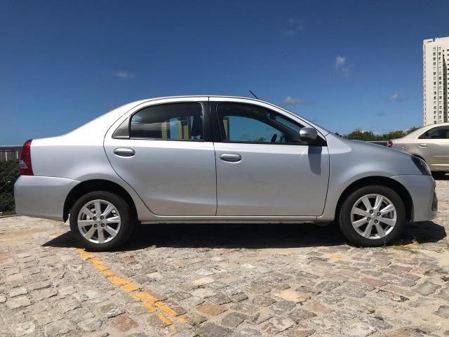 TOYOTA ETIOS 2018/2019 1.5 X PLUS SEDAN 16V FLEX 4P AUTOMÁTICO - Foto 8