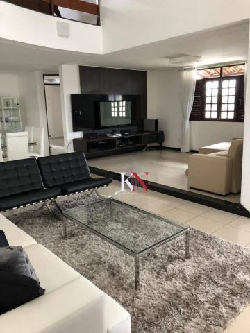 Casa com 3 suítes, DCE, 370 m² por R$ 1.100.000 - Altiplano - João Pessoa/PB - Foto 10