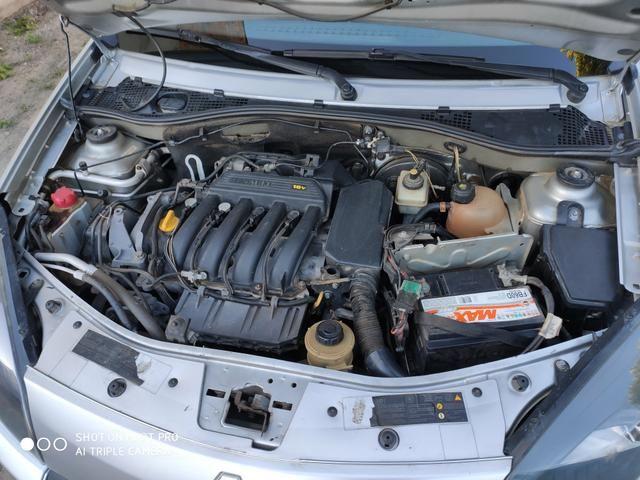 Vendo Renault Sandero 1.6 privillege 11/12 automático - Foto 5