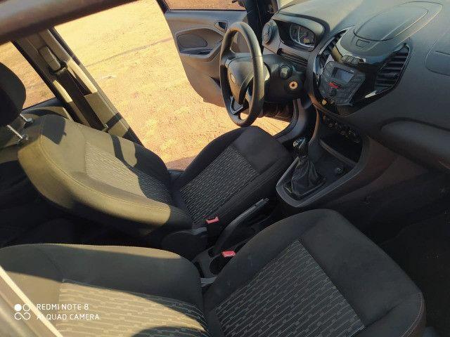 Veículo Ford Ka sedã 2015 - Foto 6