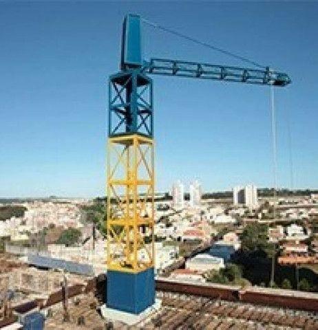 Mini grua rentax lança 3.50 metros até 500kg