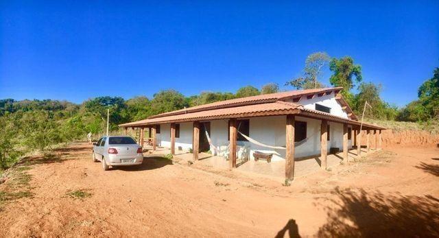 Linda chácara à venda em Cambuí de 30.200 m² com ótima casa avarandada - Foto 3