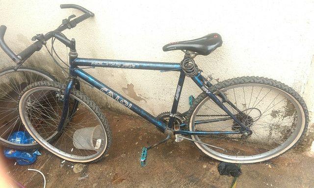 Bicicleta relíquia caloi  - Foto 5