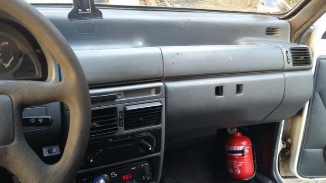 Fiorino 2001 motor fiasa 1.5 gasolina/gnv - Foto 7